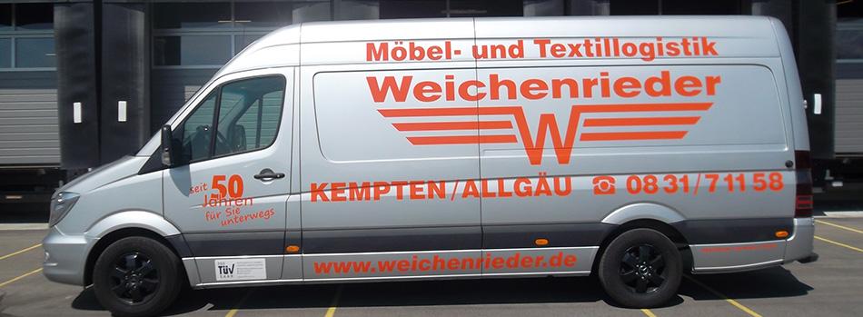 Spedition Möbel Logistik Gmbh Franken ~ Logistik heißt Transporte vermeiden